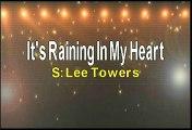 Lee Towers It's Raining In My Heart Karaoke Version