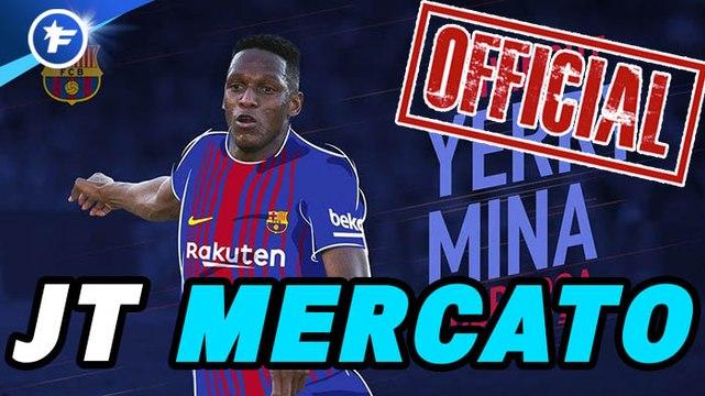 Journal du Mercato : Le FC Barcelone met le feu, l'Inter Milan proche de finaliser deux recrues