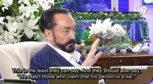Adnan Oktar explains the 150th verse of Surah an-Nisa