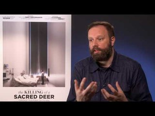 The Killing of a Sacred Deer interview - Yorgos Lanthimos on the character of Colin Farrell