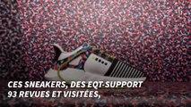 Adidas crée des baskets connectées au métro de Berlin
