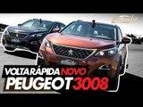 NOVO PEUGEOT 3008 NA VOLTA RÁPIDA! - VR COM RUBENS BARRICHELLO #111 | ACELERADOS