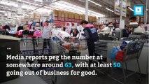 Walmart is Closing Dozens of Sam's Club Locations