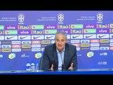 Seleção Brasileira: coletiva com Tite e Cleber Xavier  - 31/08/2017