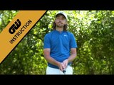 Tommy Fleetwood - Putting grip
