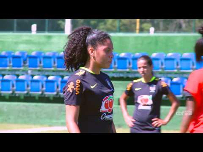 Seleção Brasileira Feminina: chance para jogadoras da base