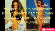 Türk Porno Sektörüne Damga Vurmuş 10 yıldız