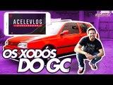 DO GOLF GTI ATÉ A BMW BENGADORA: TODOS OS CARROS DE GERSON CAMPOS! ACELEVLOG #21