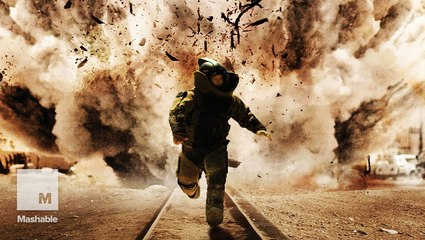 Things you probably didn't know about 'The Hurt Locker'