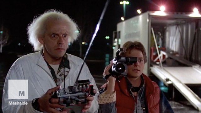 Travel back in time with these 'Back to the Future' facts