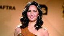 Olivia Munn Talks Hosting Critics' Choice Awards In a Time of Hollywood Harassment Scandals | THR News