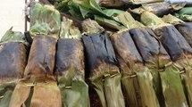 Amazing Khmer Dessert, Khmer Dessert in Phnom Penh, Asian Dessert, Cambodian Dessert #9