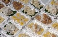 Amazing Khmer Dessert, Khmer Dessert in Phnom Penh, Asian Dessert, Cambodian Dessert #10