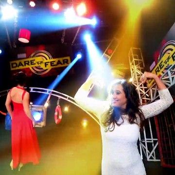 Archana, Dilsha, Lakshmi, Poojitha Hot Dance - Dare The Fear