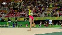 River Flows in You - Pauline Schäfer - Artistic Gymnastics @ Rio 2016 Olympics _ Musi
