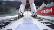 The Ski Jumping Tech for Training without Snow _ The Tech Race-ri8QJmVmPVw