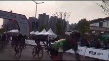 Fernando Gaviria Pierde por Milimetros 5 Stage Tour of Guangxi Dylan Groenewegen Winner-XPrTqvuqnB4