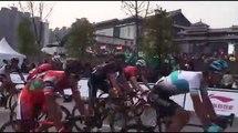 Fernando Gaviria Pierde por Milimetros 5 Stage Tour of Guangxi Dylan Groenewegen Winner-XP