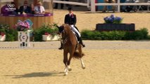 The Lion King Medley in Equestrian Dressage at the London 2012 Olympics _ Mus