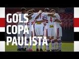 GOLS COPA PAULISTA - XV DE PIRACICABA 1 X 2 SPFC | SPFCTV