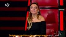 Hadise Takımını Seçiyor Kimleri Eleyecek - Berkan - Mervan [ O Ses Türkiye ] 2.Tur Tv8