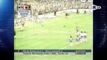 Torneo Metropolitano 1984:  Vélez Sarsfield 1-2 Boca Juniors - J14 (01.07.1984)
