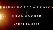 Gmae of the Week: Khimki Moscow region - Real Madrid