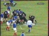 Rugby - Rokocoko - Essai All Blacks Vs France