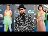 Critics' Choice Awards 2018 - Worst Dressed Celebs