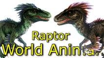 Dinosaurs Raptor Jurassic World Animal Planet Learning Video for Kids Learn Dino Name Part 2