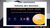 Conférence « Les technologies du numérique qui bousculent l'économie » - Partie III (Big Data et IOT)