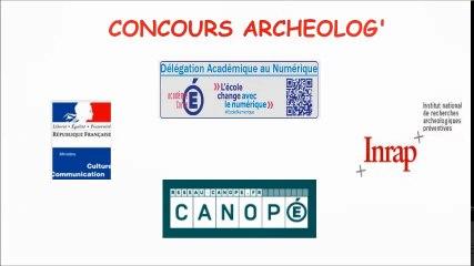 Productions primées Archéolog'