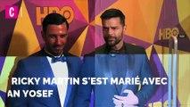 Ricky Martin est marié