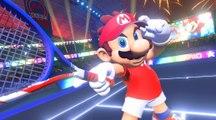 Mario Tennis Aces - Tráiler de anuncio para Nintendo Switch