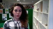 Le contrat aidé de Laura, 22 ans, animatrice petite enfance au centre socioculturel de Thann, s'arrêtera en mars.