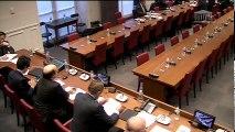 Commission des finances : Conférence des parties de la finance mondiale (PPR) - Mercredi 25 janvier 2017