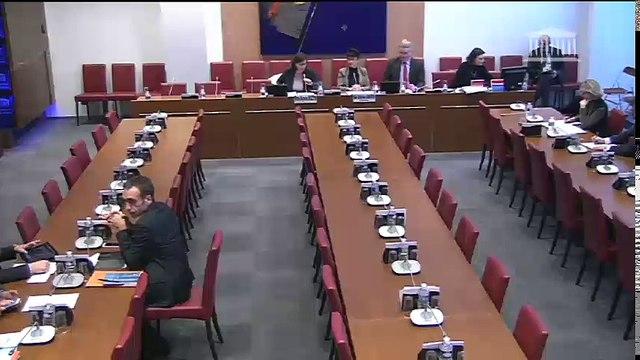 Commission des affaires sociales : Mme Agnès Buzyn, pdte de la haute autorité de santé (renouvellement) ; Agence nationale de santé publique (nouvelle lecture) - Mercredi 18 janvier 2017