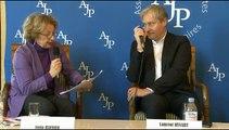Conférence de presse de Laurent Hénart, maire de Nancy, ancien Ministre - Mercredi 30 novembre 2016