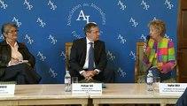 Conférence de presse de Philippe Bas, sénateur de la Manche, Président de la commission des lois constitutionnelles du Sénat - Mercredi 19 octobre 2016