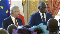 M. Issaka Sidibe - Mercredi 18 mars 2015