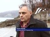 Počelo upumpavanje vode u Borsko jezero, 12. januar 2018 (RTV Bor)