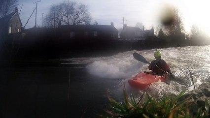 kayak eaux vives saint sauveur le vicomte