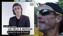 Cyclisme : Lance Armstrong a-t-il utilisé un moteur électrique?