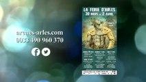 Arles - Clip Toros con carteles - España