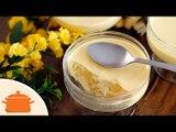 Deliciosa Receita de Gelado de Abacaxi - Sobremesa Fácil