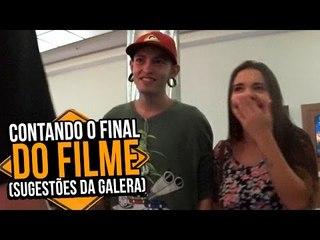 CONTANDO O FINAL DO FILME | #SUGESTOESDAGALERA