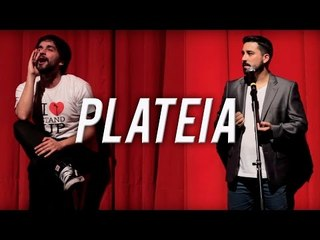 PLATEIA | Na Sarjeta Show