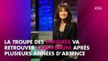 Les Enfoirés 2018 : Carla Bruni de retour après 11 ans d'absence