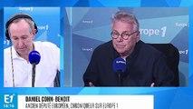 """Daniel Cohn-Bendit : """"Ce n'est pas encore gagné"""" pour Angela Merkel"""