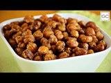 Grão-de-bico crocante | Receitas Guia da Cozinha